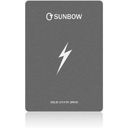 TCSUNBOW SSD 480GB 2.5インチSATA III 480GBポータブル内蔵ソリッドステートストレージドライブデスクトップPCおよびMacPro用SSDスピードアップグレードキット(X3 480GB)