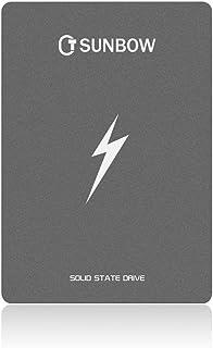 TCSUNBOW SSD 240GB SATA III 6Gb / s 内蔵ソリッドステートドライブPCラップトップ、デスクトップPOSインゲーム広告機用 護を採用最大読み取り速度:560 MB/s最大書き込み速度:422 MB/s(X3 24...