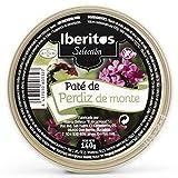 Iberitos - Lata de Paté de Perdiz - 140 gr