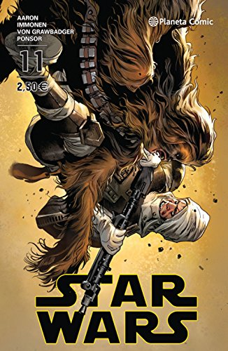 Star Wars 11 (Star Wars: Cómics Grapa Marvel)