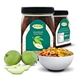 AAM KA ACHAAR (INDIAN MANGO PICKLES) TANGY MEAL-ACCOMPANIMENT BY ANAAJ VALLEY - Mango Pickle refers to a variety of Pickles prepared using Raw Mango and some spices. Anaaj valley mango Pickle, prepared with world's finest mangoes, marinated and prick...