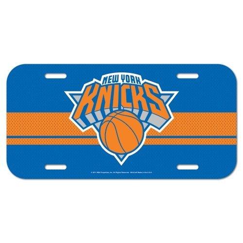 WinCraft NBA New York Knicks - Placa de matrícula