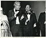 Vintage Photos 1977 Press Photo Mayor Landrieu and Karazan Clapping to The Music nob02415
