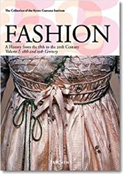 Fashion  A History from the 18th to the 20th Century  Taschen No 25   Midi S   2 Volumes
