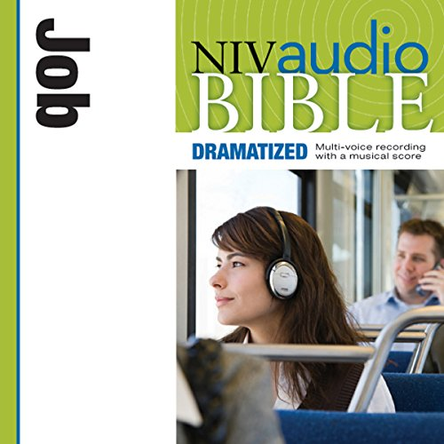 NIV Audio Bible: Job (Dramatized) cover art