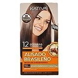 KATIVA ALISADO BRASILEÑO Kit (KERATINA), Único, Estándar