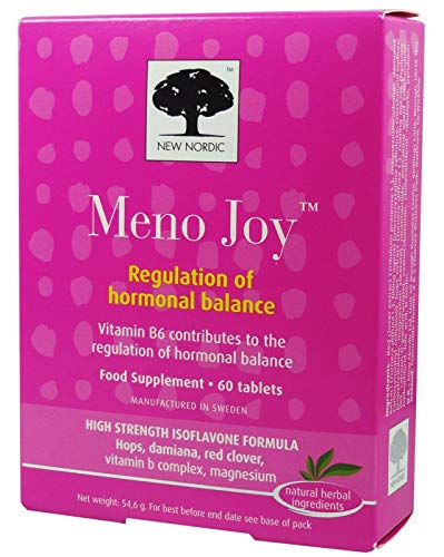 New Nordic Ltd 54.6 g Meno Joy Supplement