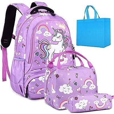 Mochila Unicornio Niña Mochila Escolar Bolso Niña Mochilas Colegio Niña Mochila Unicornio Infantil Mochilas Infantiles Regalo Adolescentes Chica