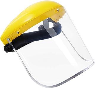 PRETYZOOM - Máscara facial con trinquete de seguridad con p