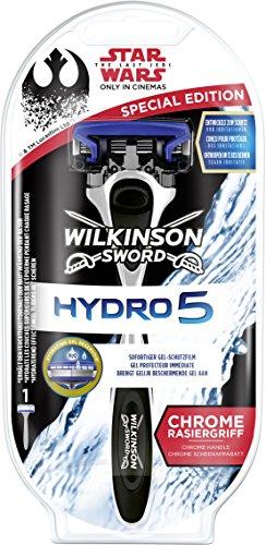 Wilkinson Sword Hydro 5 Star Wars Special Edition Herren Rasierer, mit 1 Klinge, 1 St