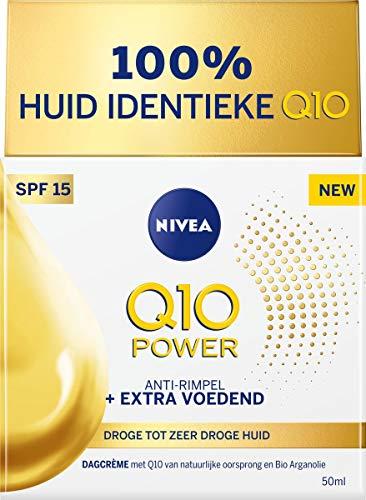 Nivea Q10 Power extra Nährende Tagescreme, 50 ml