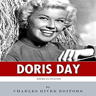 American Legends: The Life of Doris Day audiobook cover art