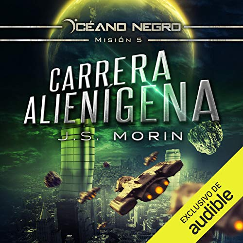 Carrera alienígena (Narración en Castellano) [Alien Race] cover art