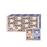 MadeGood Granola Minis 28-Bag Organic Snack Variety Pack, 14 Count Chocolate Chip, 14 Count Mixed Berry Individually Wrapped Snack Packs