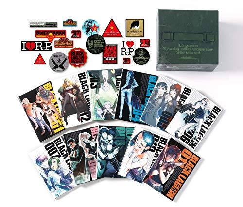 BLACK LAGOON 1-11 20th ANNIVERSARY BOX ([特装版コミック] サンデーGXコミックス)