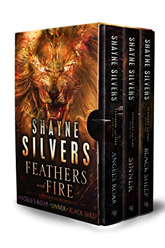 Feathers and Fire Series: Books 4 - 6 (Feathers and Fire Series Boxsets Book 2)