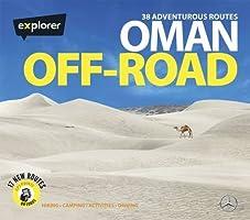 Oman off-road explorer بواسطة Explorer Publishing and Distribution - غلاف ورقي