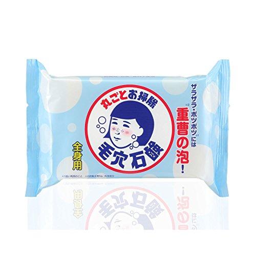 ISHIZAWA Keana-Nadeshiko Baking Soda Facial Soap 155g