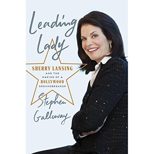 Leading Lady audiobook cover art