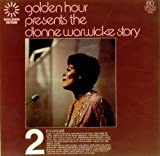Golden Hour Presents The Dionne Warwicke Story Part 2 - In Concert - Dionne Warwick LP