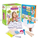 Be Amazing! Toys Super Squishy Science Lab STEAM Science Kit for Kids - Kid Chemistry Kit - Make Your Own Slime, Putty, Quicksand and More - Mind Blowing Experiments – Ages 8-12