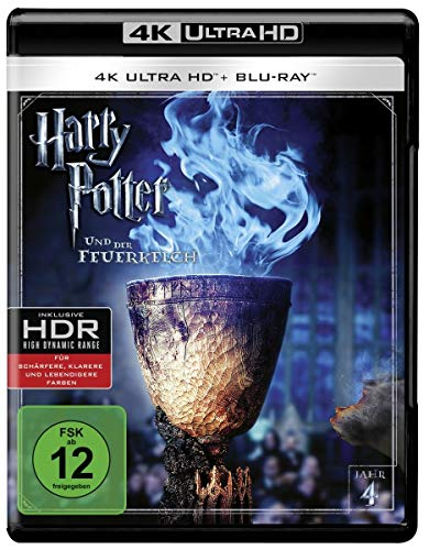 Harry Potter und der Feuerkelch (4K Ultra HD + 2D-Blu-ray) (2-Disc Version)
