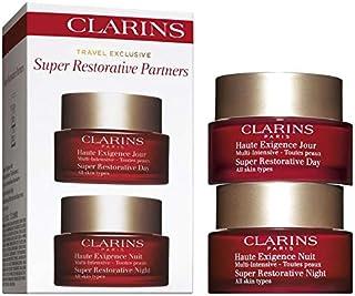 Clarins Super Restorative Day & Night Cream, 2 x 50ml