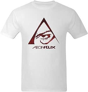 Men's Aeon Flux Eye Logo T-shirt
