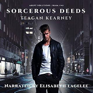 Sorcerous Deeds audiobook cover art