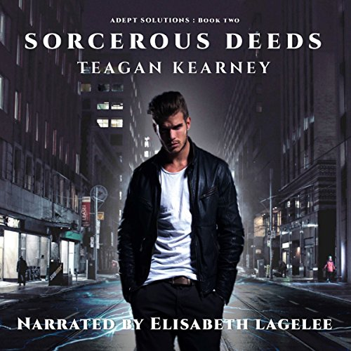 Sorcerous Deeds audiobook cover art