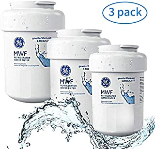 Refrigerator Water Filter Compatible with MWF, MWFA, MWFDS, MWFINT, HWF, HWFA,Kenmore 46-9991,46-9996(Pack of 3)
