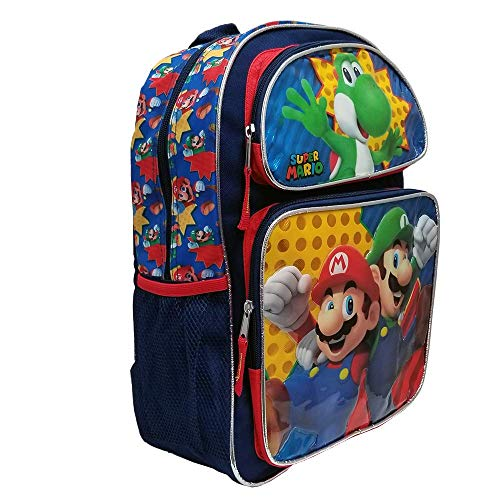 Super Mario 16' Backpack