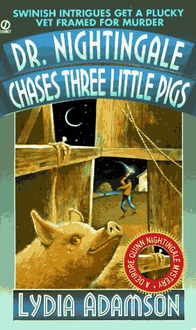 Dr. Nightingale Chases Three Little Pigs