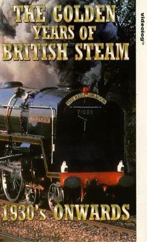 Golden Years of British Steam-30's [VHS]