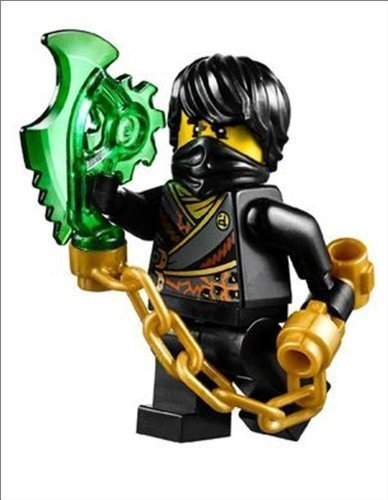 LEGO® Ninjago™ Techno Robe Cole avec Techno Blade - 2014