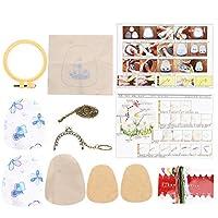DIYファブリックバッグ実用的なペンダント装飾品(#3)