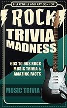 Rock Trivia Madness: 60s to 90s Rock موسیقی چیزهای بی اهمیت و واقعیت های شگفت انگیز (دوره 1)