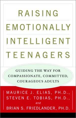 Raising Emotionally Intelligent Teenagers: Guiding the Way for Compassionate, Committed, Courageous Adults