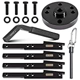 Workhorse FasTrack FT1261 Performance Cam Timing - E-cowlboy 3163021 Cam Timing Tool Kit+3163530 Engine Brake Adjustment Tool 7MM for Cummins ISX Engine Heavy Duty Steel (15 PCS)