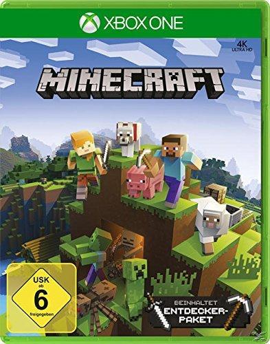 Minecraft (inkl. Entdecker-Paket)