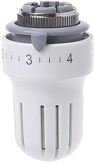 LLLucky Sistema de Calentamiento de la válvula del radiador termostático Válvulas de Control de la Temperatura neumáticas Válvula de reemplazo de la válvula