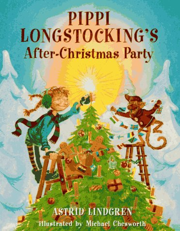 Pippi's After-Christmas Party (Pippi Longstocking)