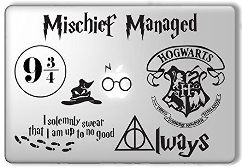 Best computer decals for laptop harry potter for 2020