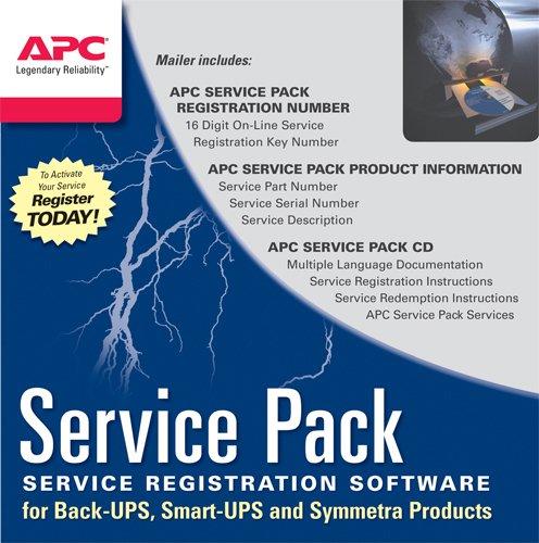 APC Warranty Ext/3Yr for SP-01