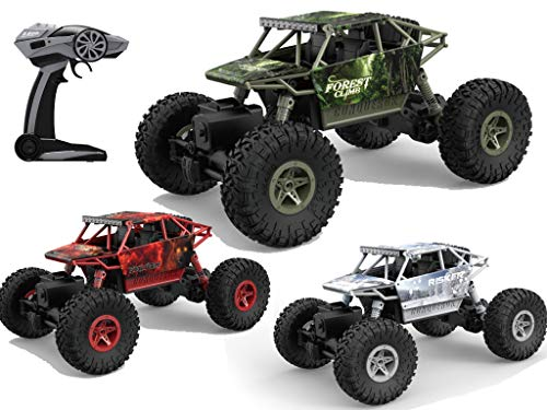 s-idee® HB-LD1801 1:18 Off-Road Crawler 4WD Rally-Car mit 2,4 GHz