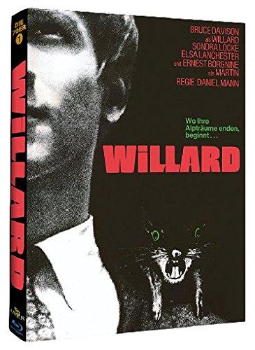 Willard - Mediabook - Phantastische Filmklassiker Nr. 2 [Blu-ray] [Limited Edition]