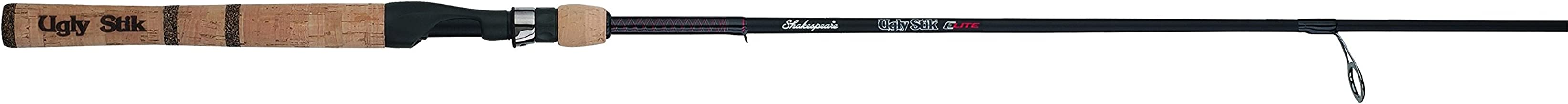 Ugly Stik Elite Spinning Rod 6' - Medium - 2pc