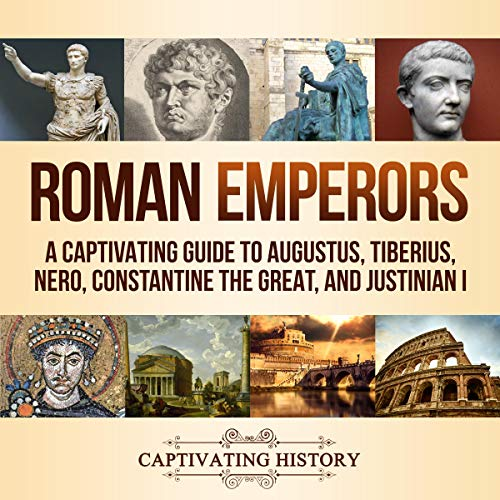 Roman Emperors  By  cover art