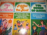Peter Pan Presents Best Songs from Man of La Mancha, Sound of Music, and Fiddler on the Roof, with Record-Top Decoration, Toy to Jacket Back!