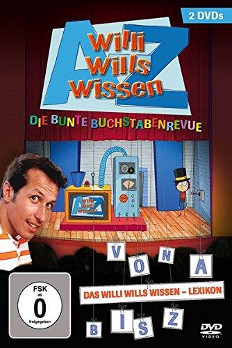 Willi will's wissen: Von A bis Z: Die Buchstabenrevue (2 DVDs)